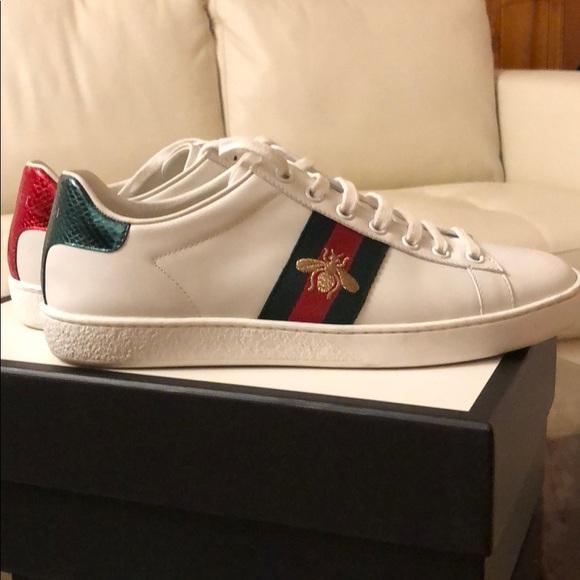 Gucci Shoes | Gucci Ace Sneaker | Poshmark